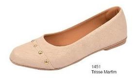 Sapatilha Feminina Adulta Ligia Calçados Especial Extra 1451