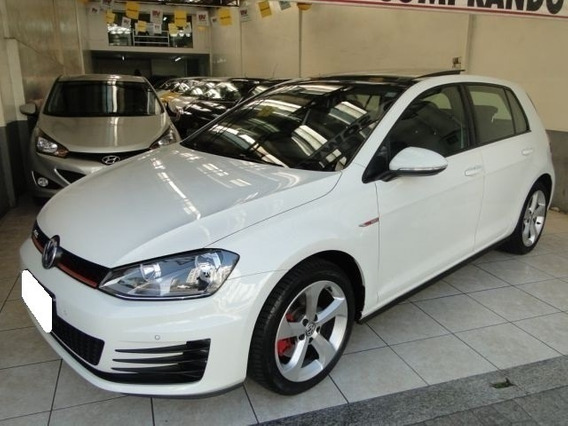 Volkswagen Golf 2.0 Tsi Gti Branco 16v Turbo Gasolina 4p Aut
