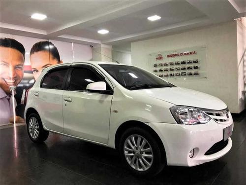 Imagem 1 de 11 de Toyota Etios Hb Xls