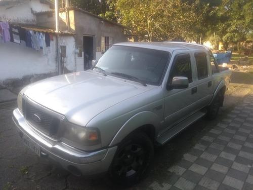 Ford Ranger 2005 2.8 Xlt Cab. Dupla 4x2 4p