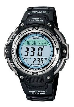 Reloj Casio Modelo Sgw-100