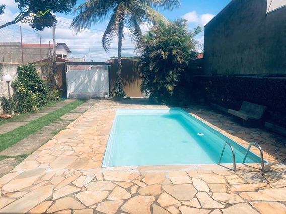Casa Com 2 Dormitórios À Venda, 200 M² Por R$ 510.000,00 - Parque Cidade Nova - Mogi Guaçu/sp - Ca1500