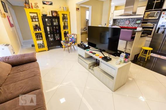 Apartamento Para Aluguel - Barra Funda, 3 Quartos, 96 - 893023633