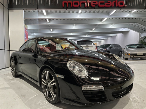 Imagen 1 de 9 de Porsche 911 Carrera 2012 Negro