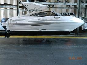 Barco Lancha Focker 200 Fibrafort