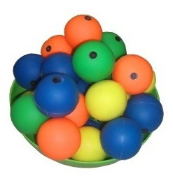 Bolas Para Malabares Trio- Juggling - Malabares E Circo
