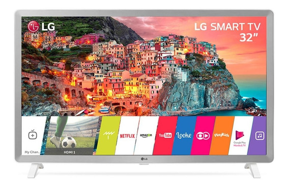 Smart Tv Led Hd 32 Lg Lk610bpsa Com Webos E Painel Ips