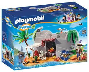 Cueva Del Pirata Playmobil R5257