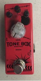 Pedal Overtone Tone Box - Booster