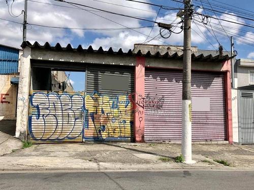 Imagem 1 de 2 de Terreno À Venda, 480 M² Por R$ 1.500.000,00 - Jardim Vila Formosa - São Paulo/sp - Te0451