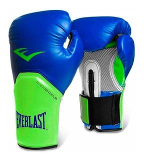 Luva Boxe Muay Thai Everlast Pro Style Elite Original
