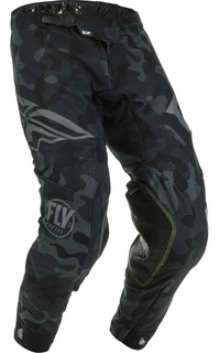 Pantalon Moto Fly Racing Evolution Dst Negro/gris Talla 32