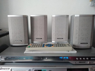 Home Theater Admiral 5.1 Ar-5501 Leer Todo!!