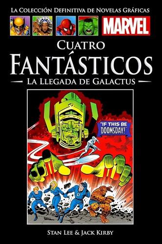 Col. Nov. Gráficas: Cuatro Fantásticos La Llegada De... (iv)