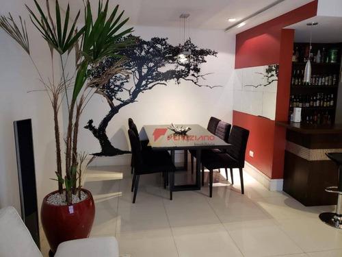 Imagem 1 de 25 de Apartamento À Venda, 87 M² Por R$ 395.000,00 - Nova América - Piracicaba/sp - Ap0776