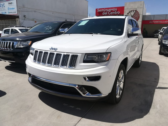 Jeep Grand Cherokee 2014 Summit