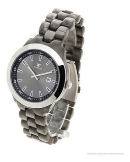 Reloj Kosiuko 7400 - Acetato Y Acero Sumergible Wr50 Fecha