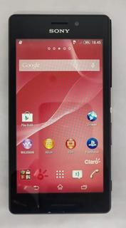 Sony Xperia M2 Aqua D2403 8gb Preto Original Seme Novo