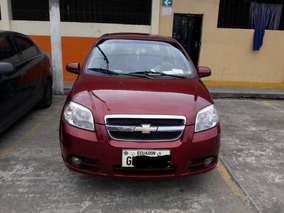 Chevrolet Aveo Emoution