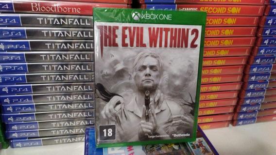 The Evil Within 2 Xbox One Português Mídia Física Lacrado