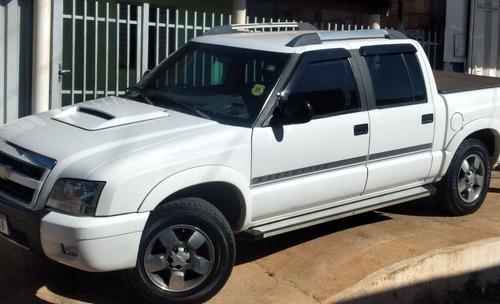Chevrolet S10 2011 2.4 Executive Cab. Dupla 4x2 Flexpower 4p