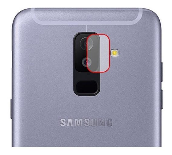 Película Para Lente Da Câmera Samsung A6 Plus 2018 Hprime