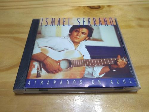 Atrapados En Azul - Ismael Serrano - Cd - Polygram, 1997 - U