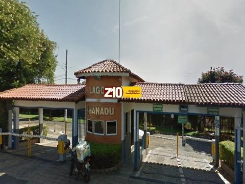 Te04567 - Condomínio Lagos De Shanadu - At 5.700m², Com Ótima Localização. Indaiatuba/sp - Z10 Imóveis. - Te04567 - 3272441