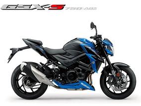 Suzuki Gsx-s750 A Zero Km 2019