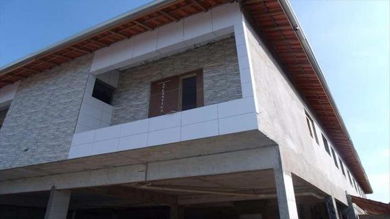 Casa Em Tude Bastos (sítio Do Campo), Praia Grande/sp De 49m² 1 Quartos À Venda Por R$ 168.000,00 - Ca167565