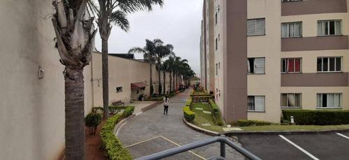 Imagem 1 de 22 de Apartamento Com 2 Dormitórios À Venda, 52 M² Por R$ 202.000 - Jardim Norma - São Paulo/sp - Ap4935