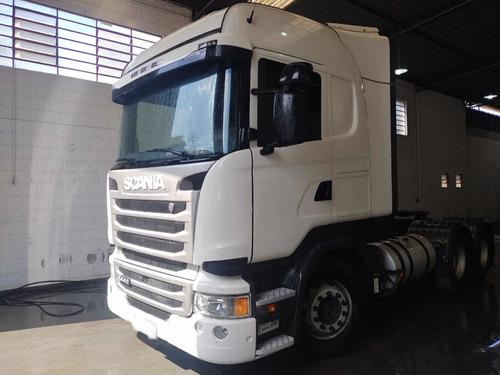 Scania R440 Streamline 6x4
