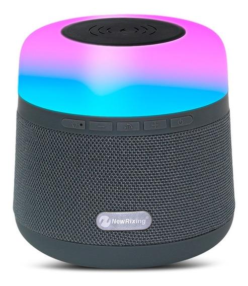 Carregador Sem Fio Bluetooth Stereo Speaker Para iPhone