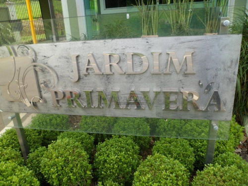 Terreno À Venda, 2000 M² - Condomínio Jardim Primavera - Louveira/sp - Te1277