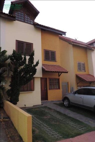 Sobrado Residencial À Venda, Vila Rosália, Guarulhos. - So1422