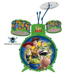 Bateria Musical Infantil - Disney - Toy Story - Promoção