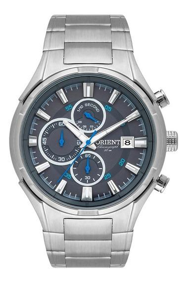 Relógio Orient Masculino Cronógrafo Mbssc193 G1sx