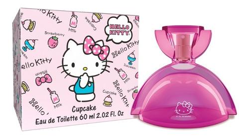 Perfume Hello Kitty Cup Cake Edt 60ml