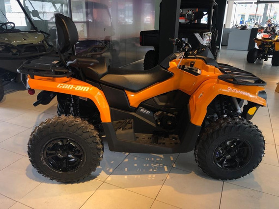 Can Am Outlander Max Dps 570 Financia En Pesos Sin Interes