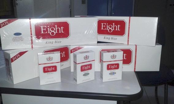 Cigarrillos Eight Por 1 Atado