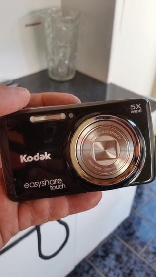 Kodak Easyshare Touch M577 Câmera Digital De Zoom Óptico