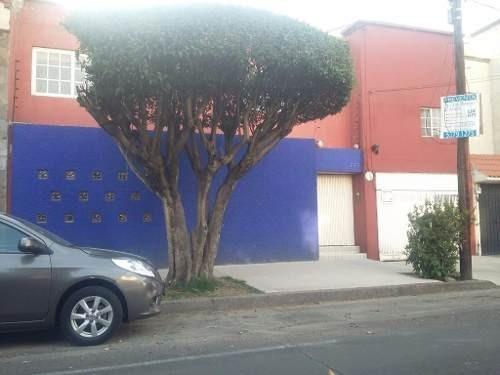 Casa En Venta En La Colonia Narvarte