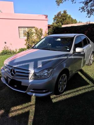 Mercedes-benz Clase C 1.8 C200 City Cgi Blue Efficiency 2013