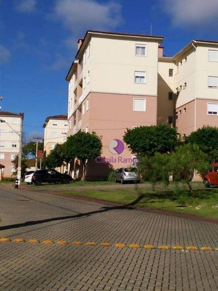 Apartamento Com 3 Dormitórios À Venda - Cézar De Souza - Mogi Das Cruzes/sp - Ap0807