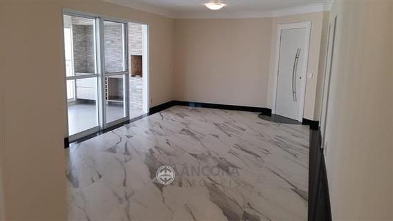 Apartamento 128 M² 03 Suítes Vila Leonor - 4034-1
