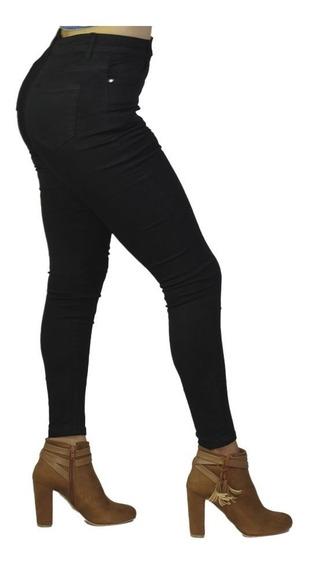 Pantalon Colombiano Jeans Dama Mezclilla Mujer Strech 04 /j