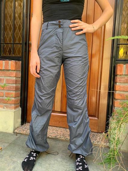 Pantalon Allo Martinez Tipo Rompevientos Talle 38/40