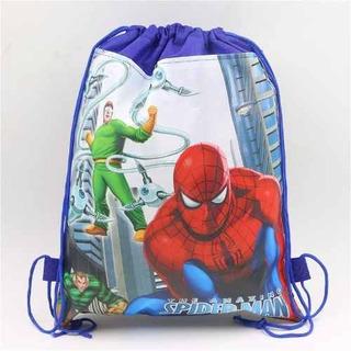 Homem Aranha Mochila Bolsa Para Aniversário 20 Com Frete