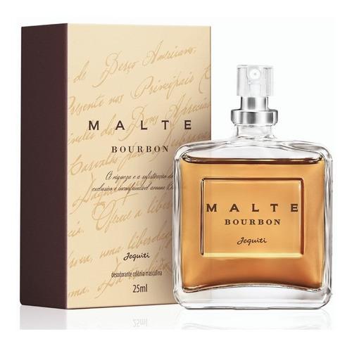 Deo Colônia Malte Bourbon 25ml - Jequiti