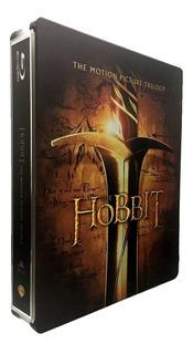 El Hobbit Trilogia Peliculas Blu-ray + Digital+ Steelbook